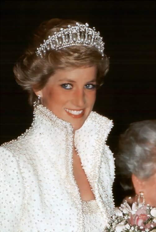 princess diana. Ancestry of Princess Diana